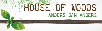 Grafisch Werk - Logo House of Woods