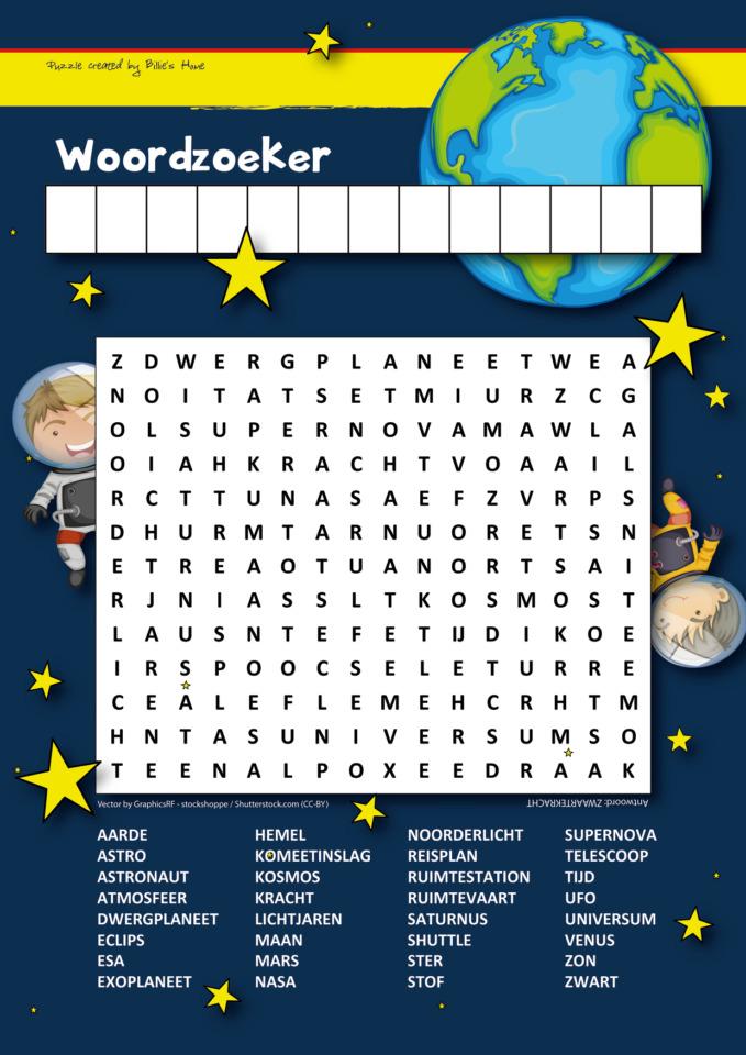 Puzzels - Kinder Puzzel Magazine lente editie 2020